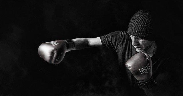 boxing photo